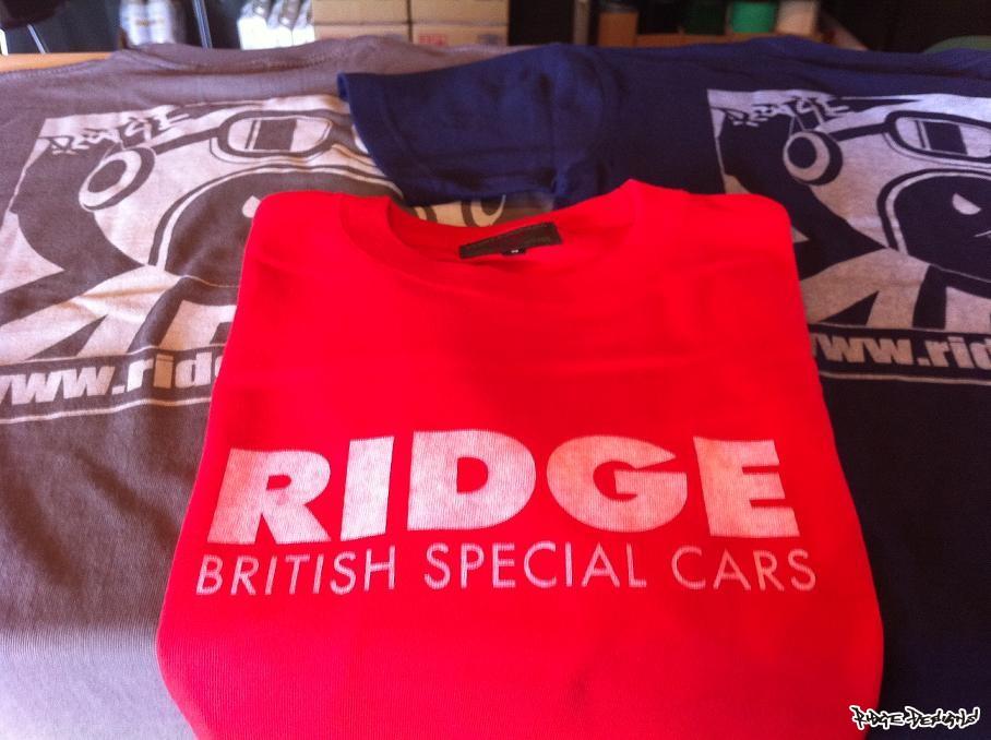 好評RIDGE Teeシャツ