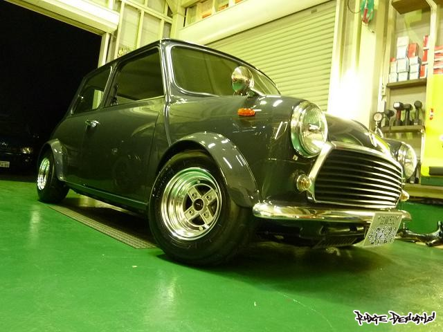 Q'sMINI (1) by RIDGE DESIGNS