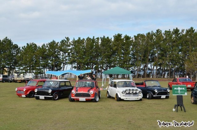 JAPAN MINI DAY 20th (1) by RIDGE DESIGNS